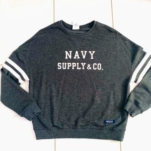 NAVY CO. sweater